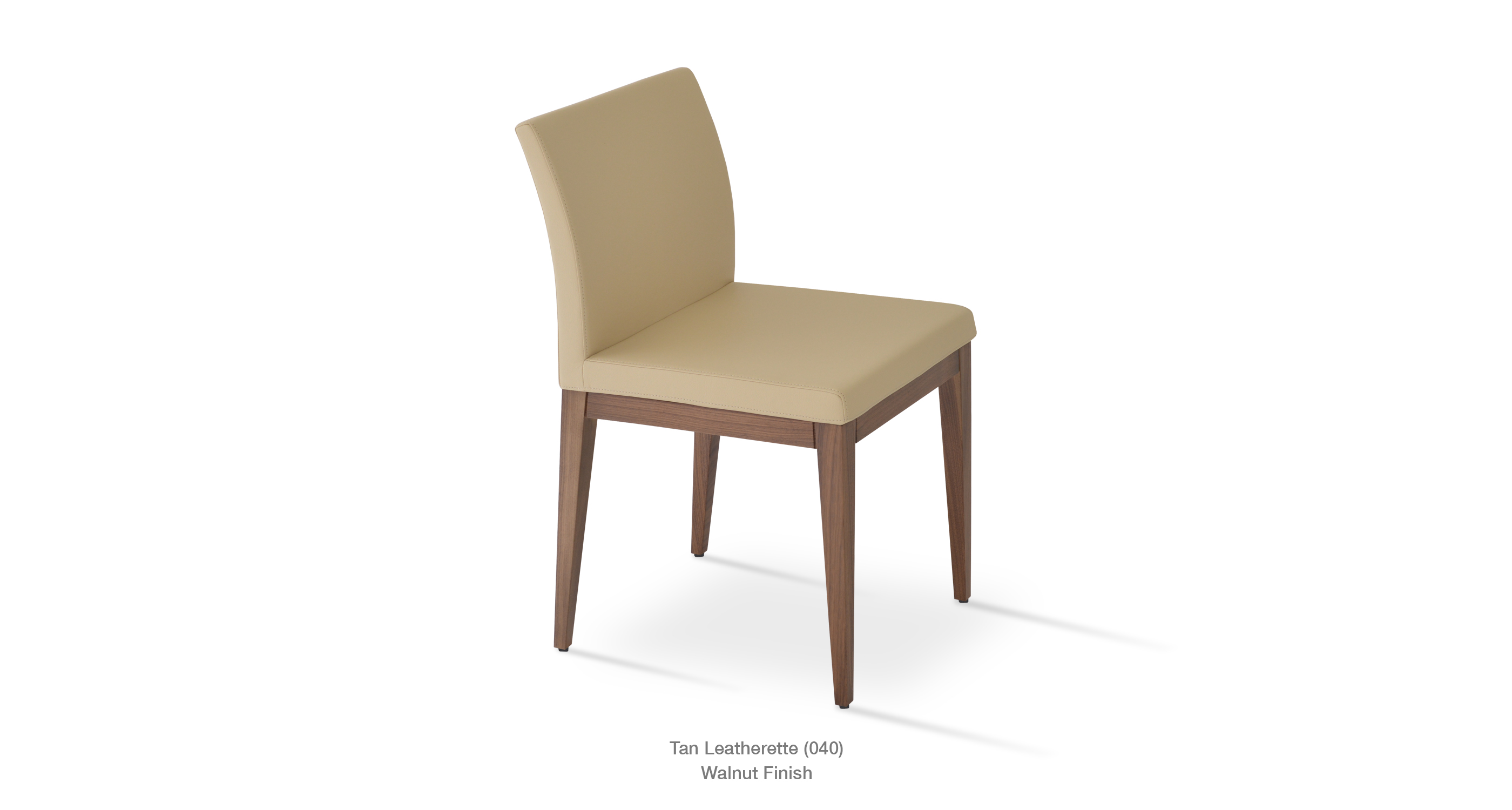 Aria Wood Contemporary Wood Dining Chairs Sohoconcept