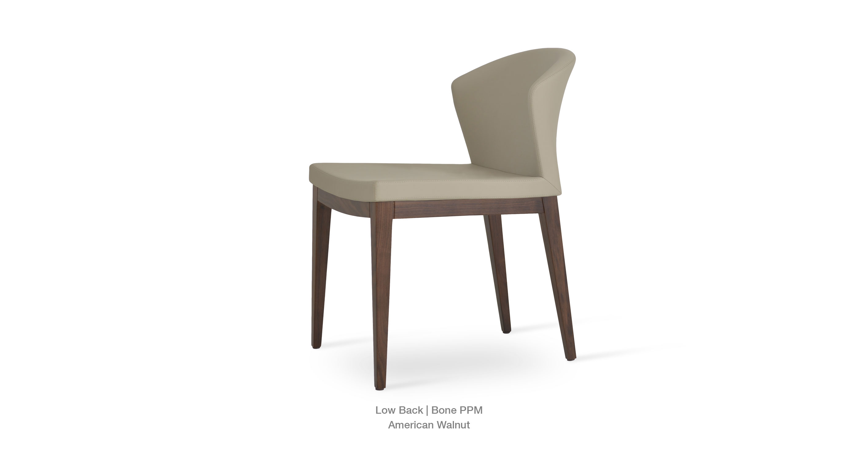 Capri Wood Contemporary Wood Dining Chairs Sohoconcept