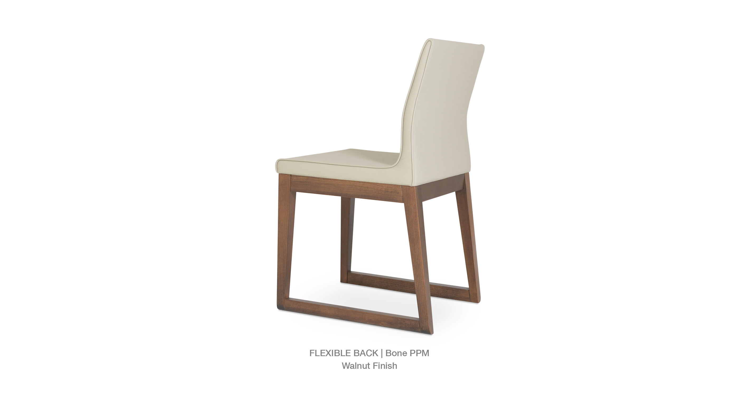 polo sled wood modern wood dining chair sohoconcept