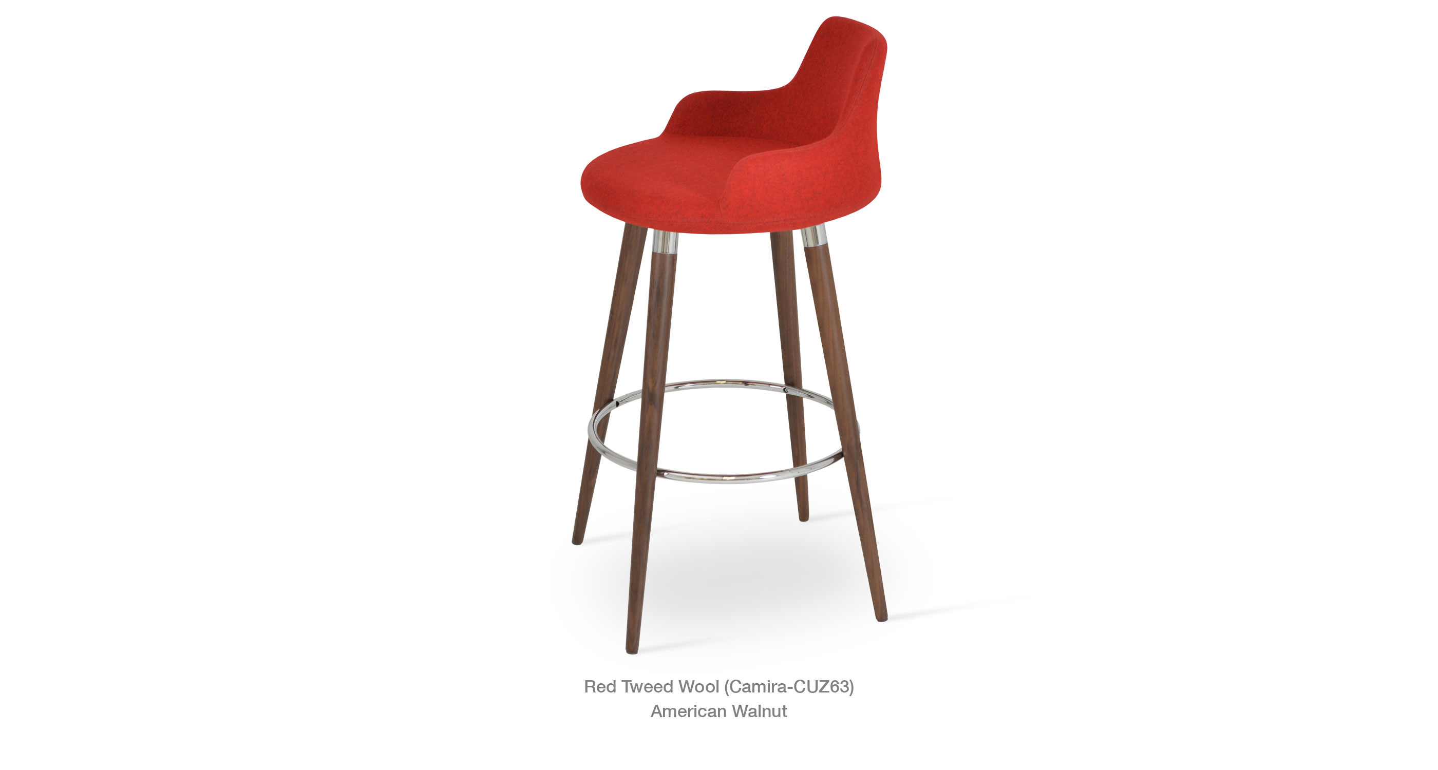 Wood Stools Product ~ Dervish wood modern stools sohoconcept