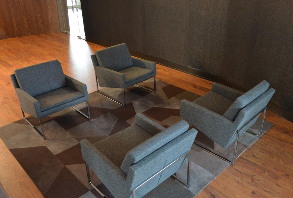 Modern Airport Furniture: Furnishing Airport Lounges and Waiting Areas