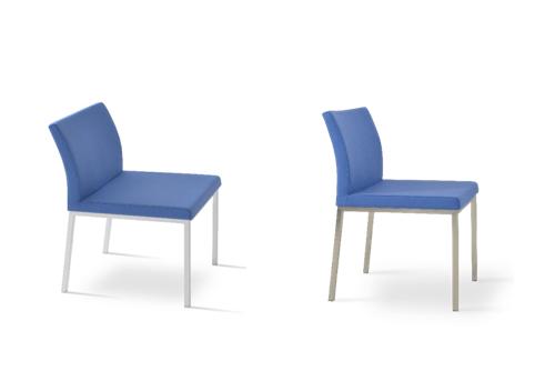 Aria Chrome Chair