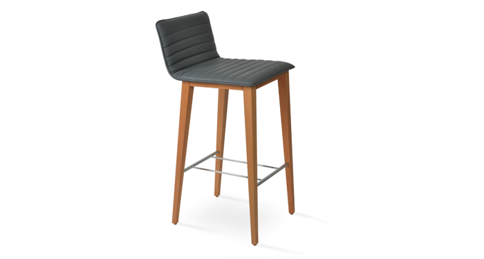 Corona Wood Full UPH Stools