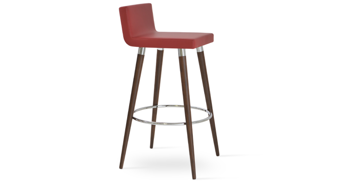 Dallas Dr Wood Stools