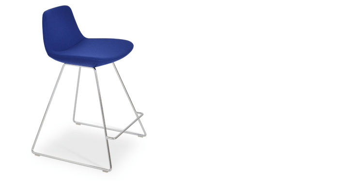 Pera Wire Counter Stools