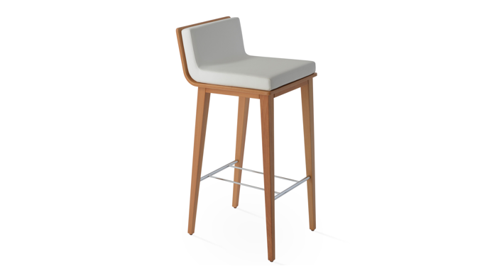 Dallas PL Wood Stools