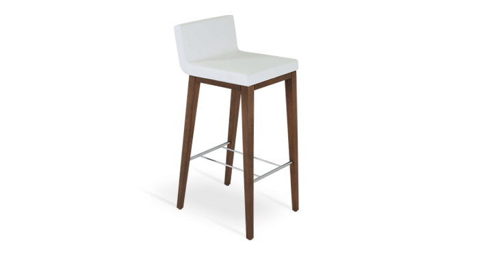Dallas Wood Stools