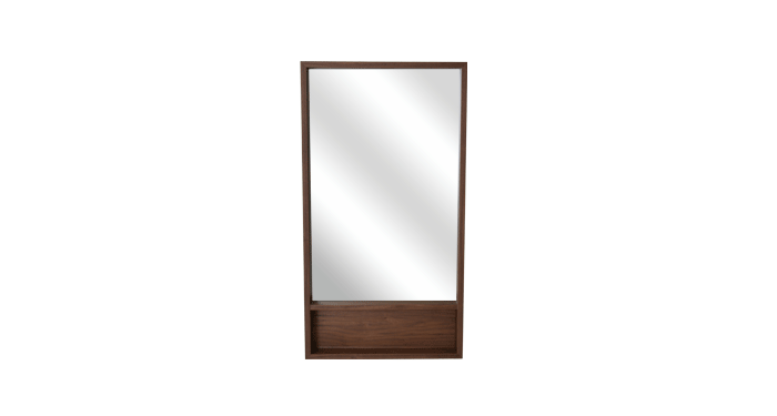 Malta Mirror With Shelf