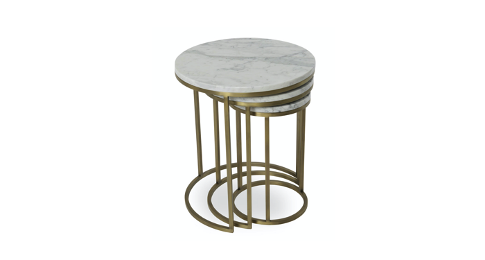 Alexy Nesting End Table