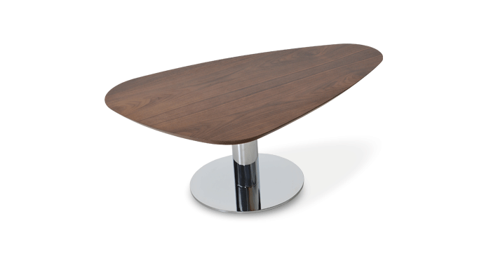 Island Round Coffee Table