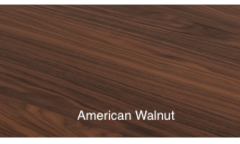 amreican Walnut Finish