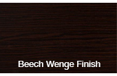 Solid Beech Wenge Finish