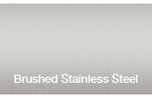 Bright Stainless Steel