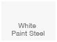 White Painted Steel