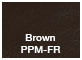 Brown PPM-FR