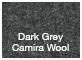 Dark Grey Camira Wool