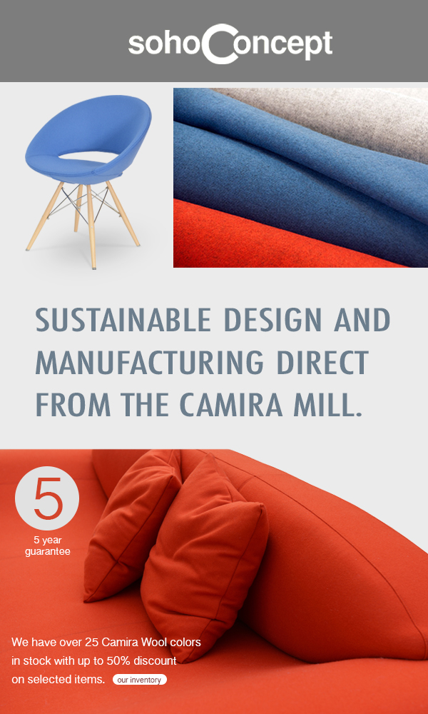 Camira Wool-Up to 50% discount