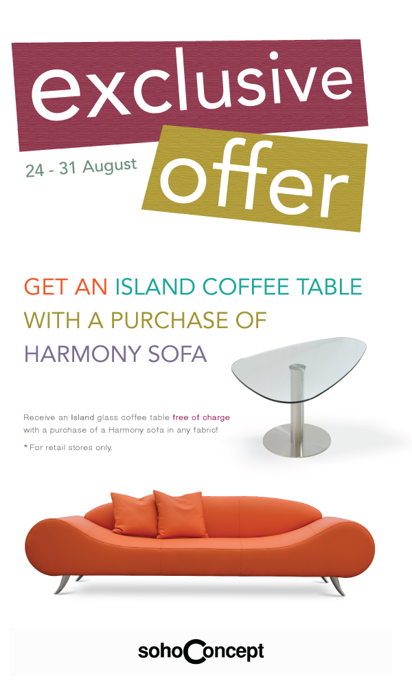 Exclusive Offer 24-31 August