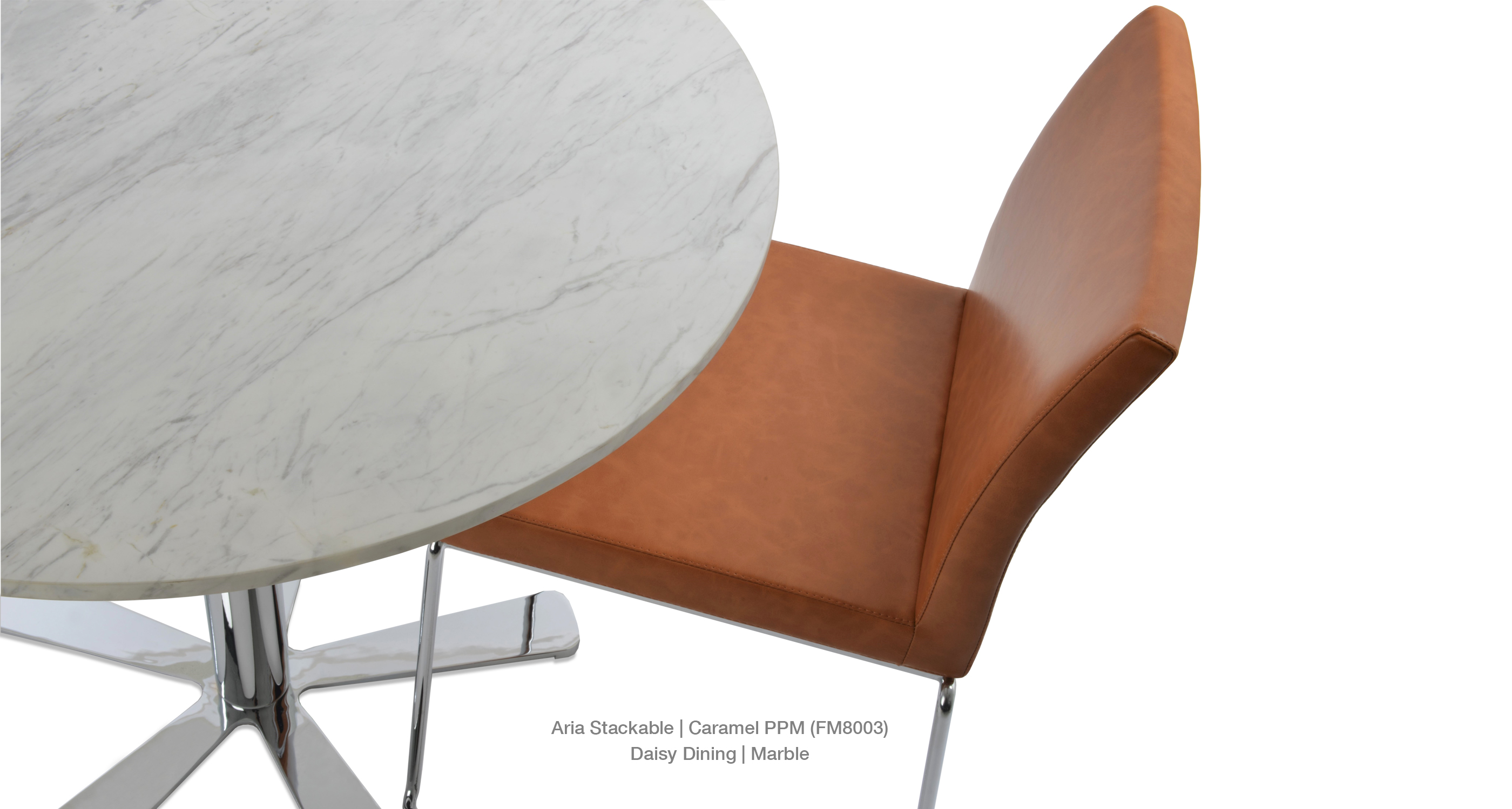 Aria Stackable Modern Chairs Sohoconcept
