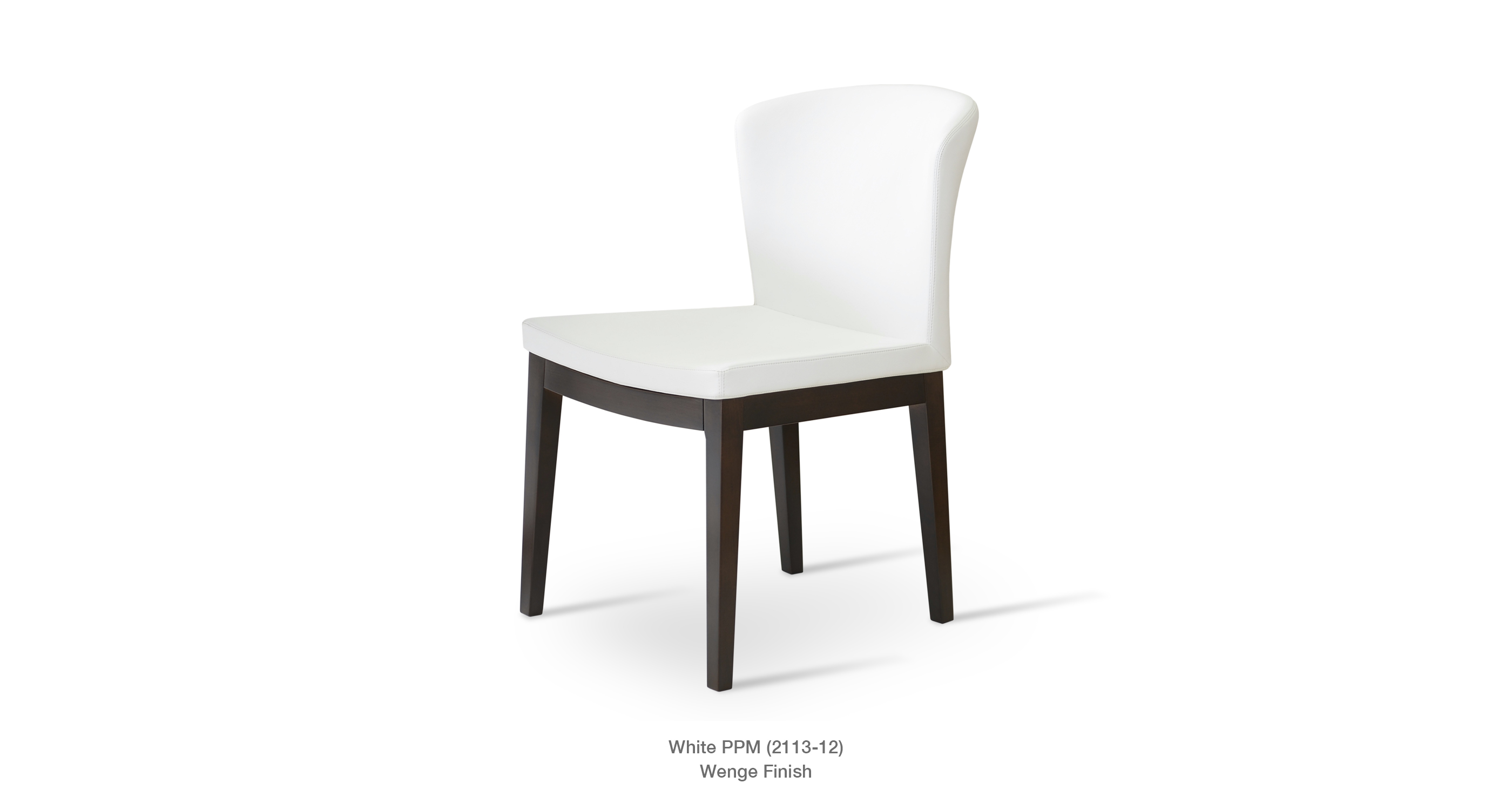 Capri Wood   White Ppm
