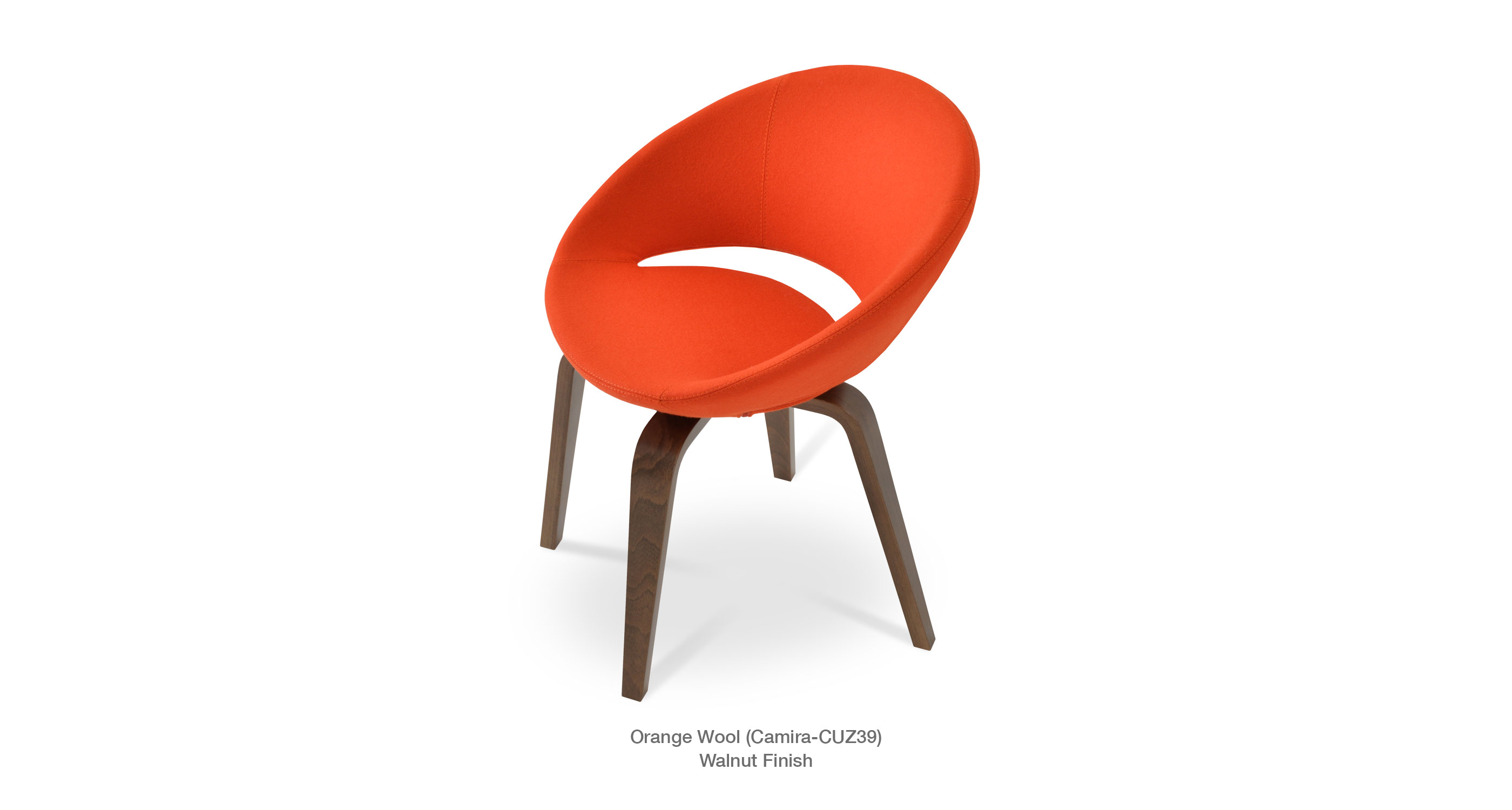 Crescent Plywood Orange