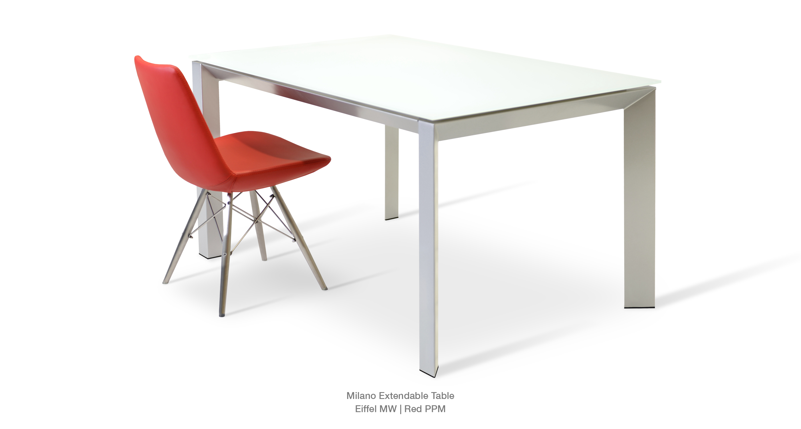 Eiffel MW with Milano Table