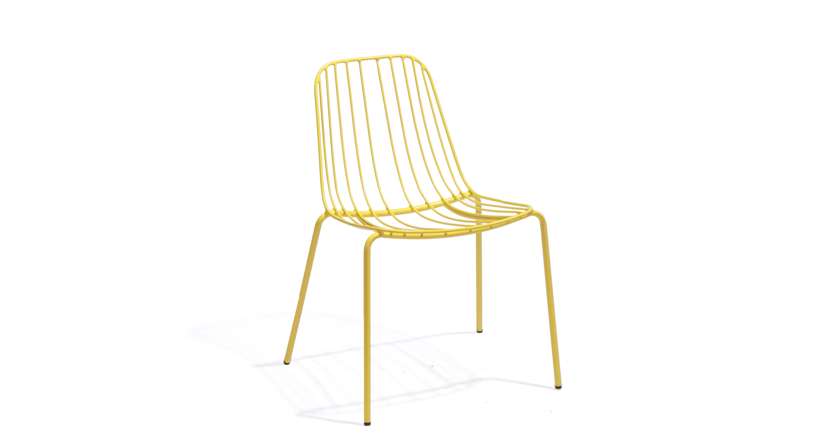 Odessa Chair Yellow 1