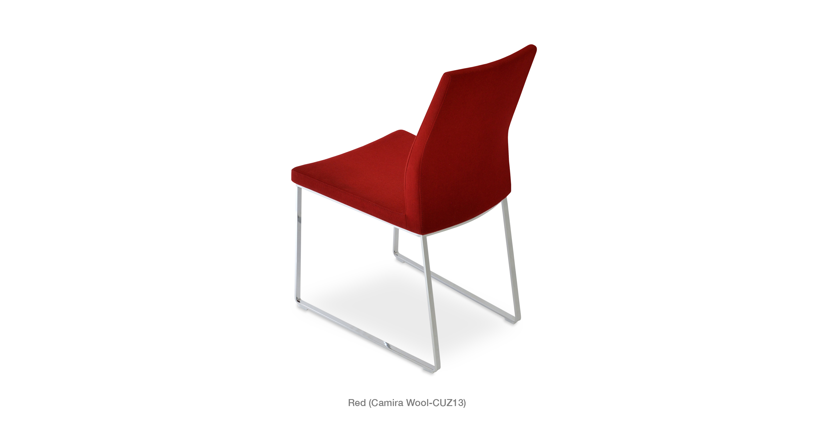 Pasha Sled Red