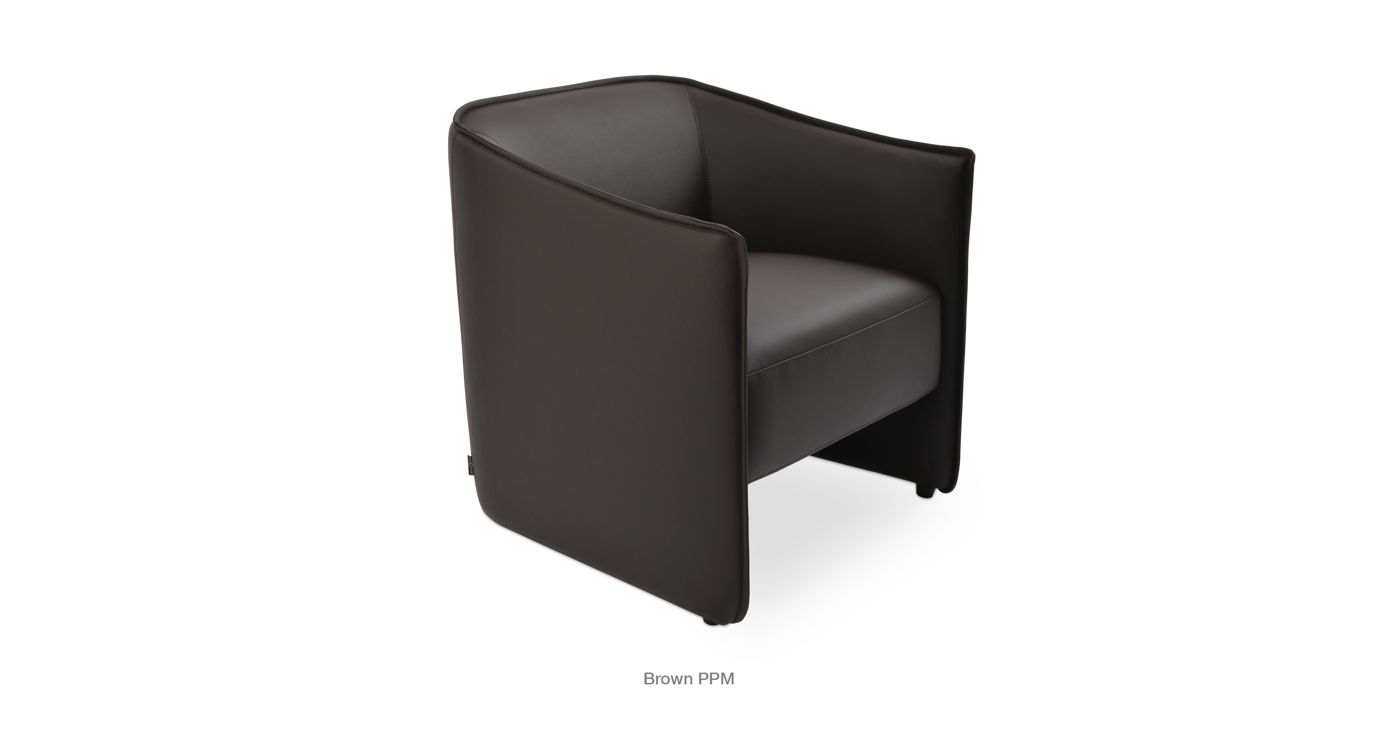 Concard Armchair Brown Ppm