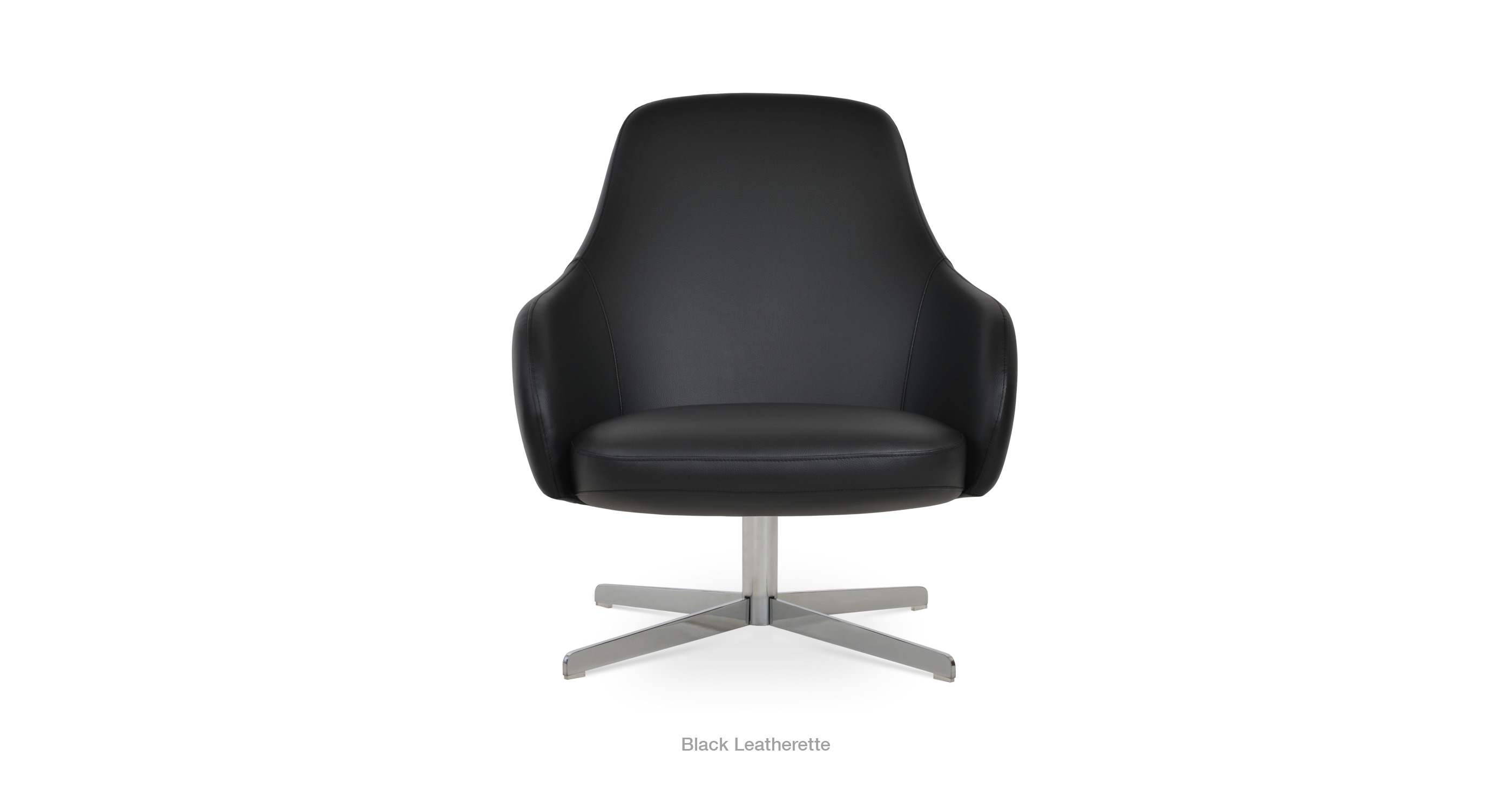 2020 03 24 Gazel 4 Star Lounge Black Leatherette