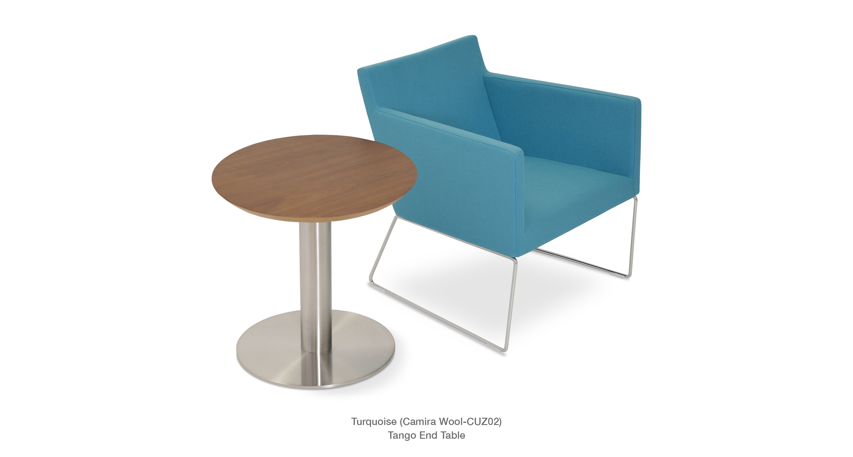 Harput Wire Lounge Turquoise