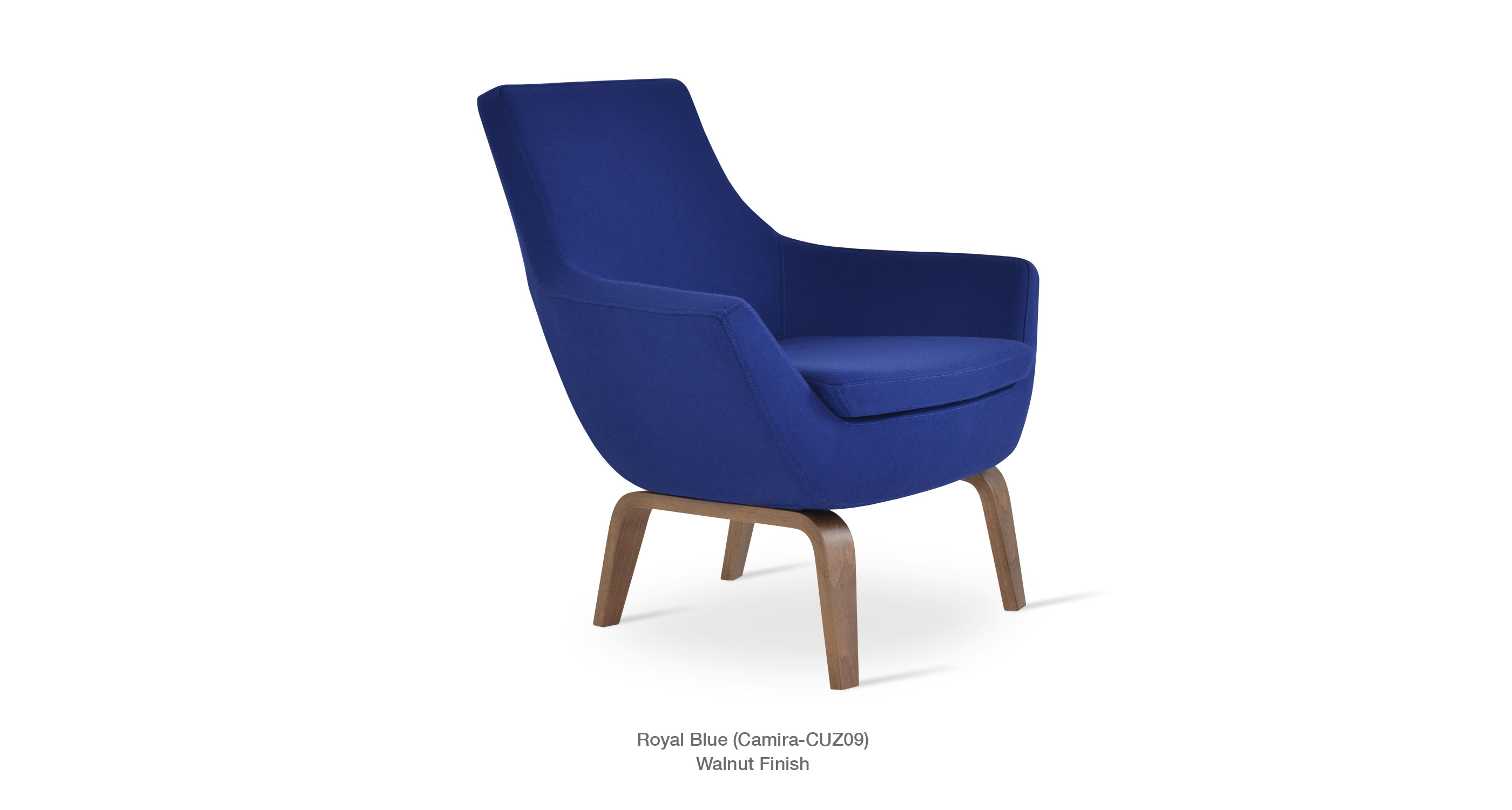 Rebecca Plywood | Modern Occasional Chair | sohoConcept on