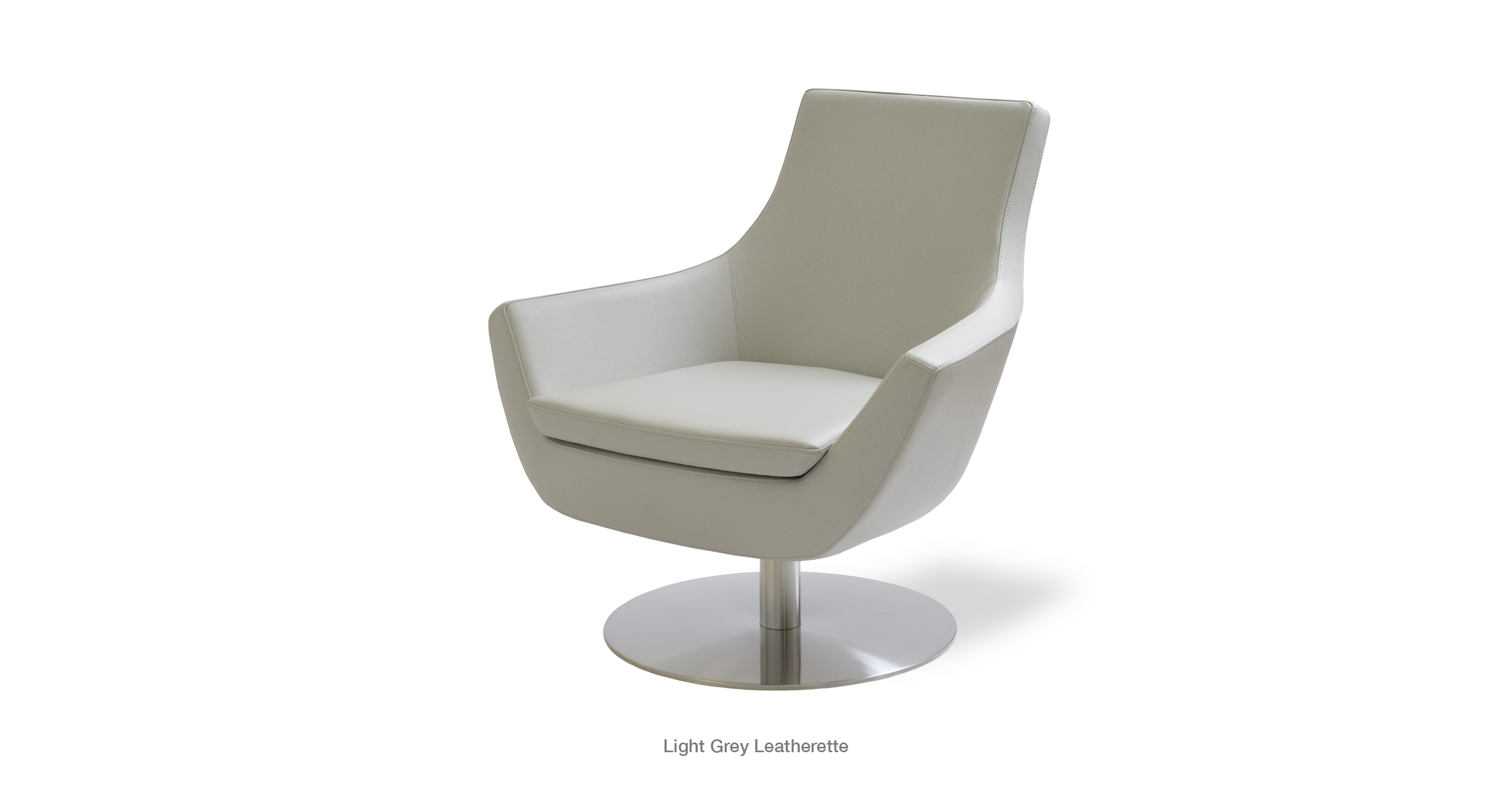 Rebecca Swivel Occasional Swivel Chairs Sohoconcept