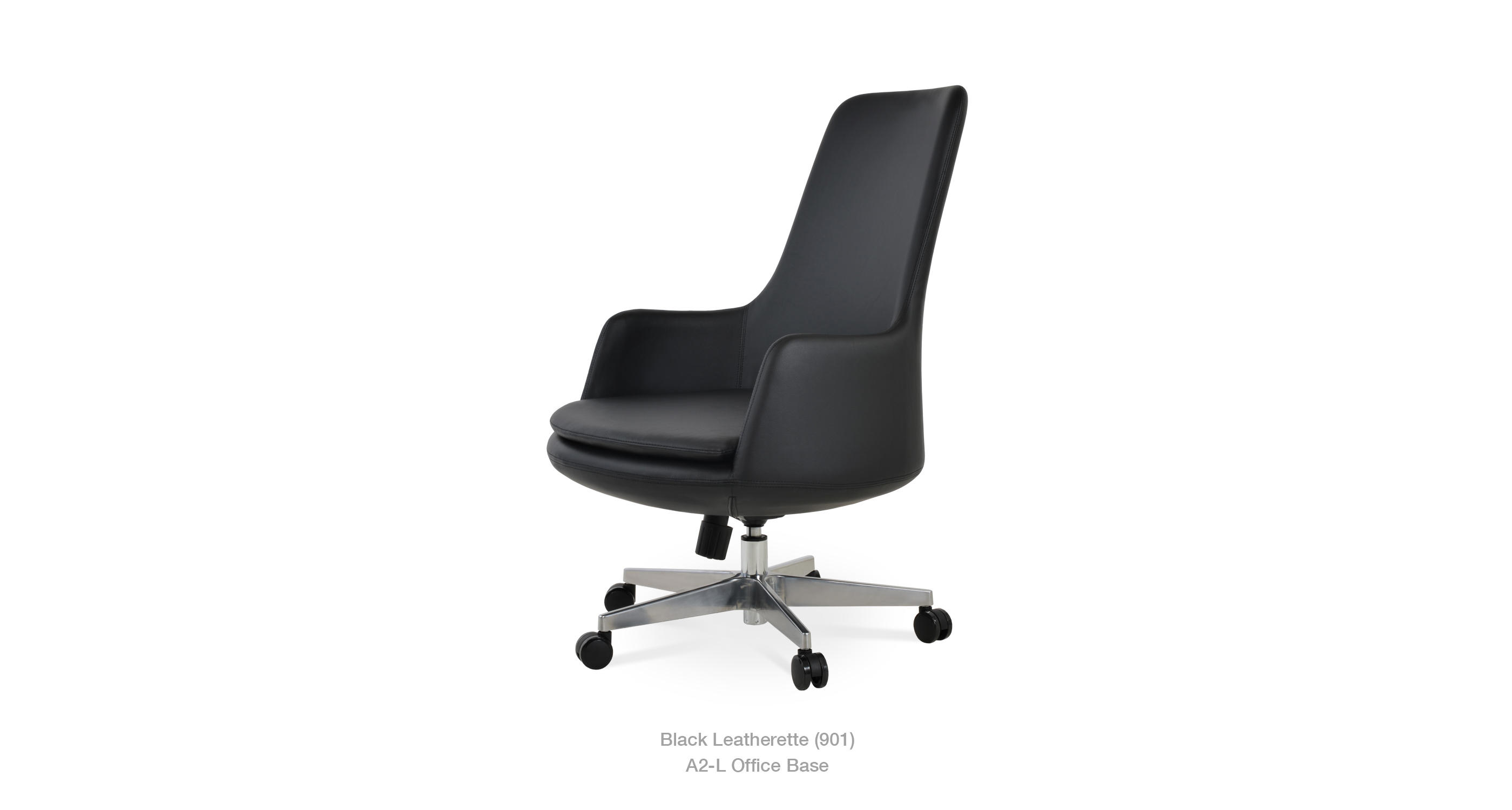 Dervish Hb Office Black