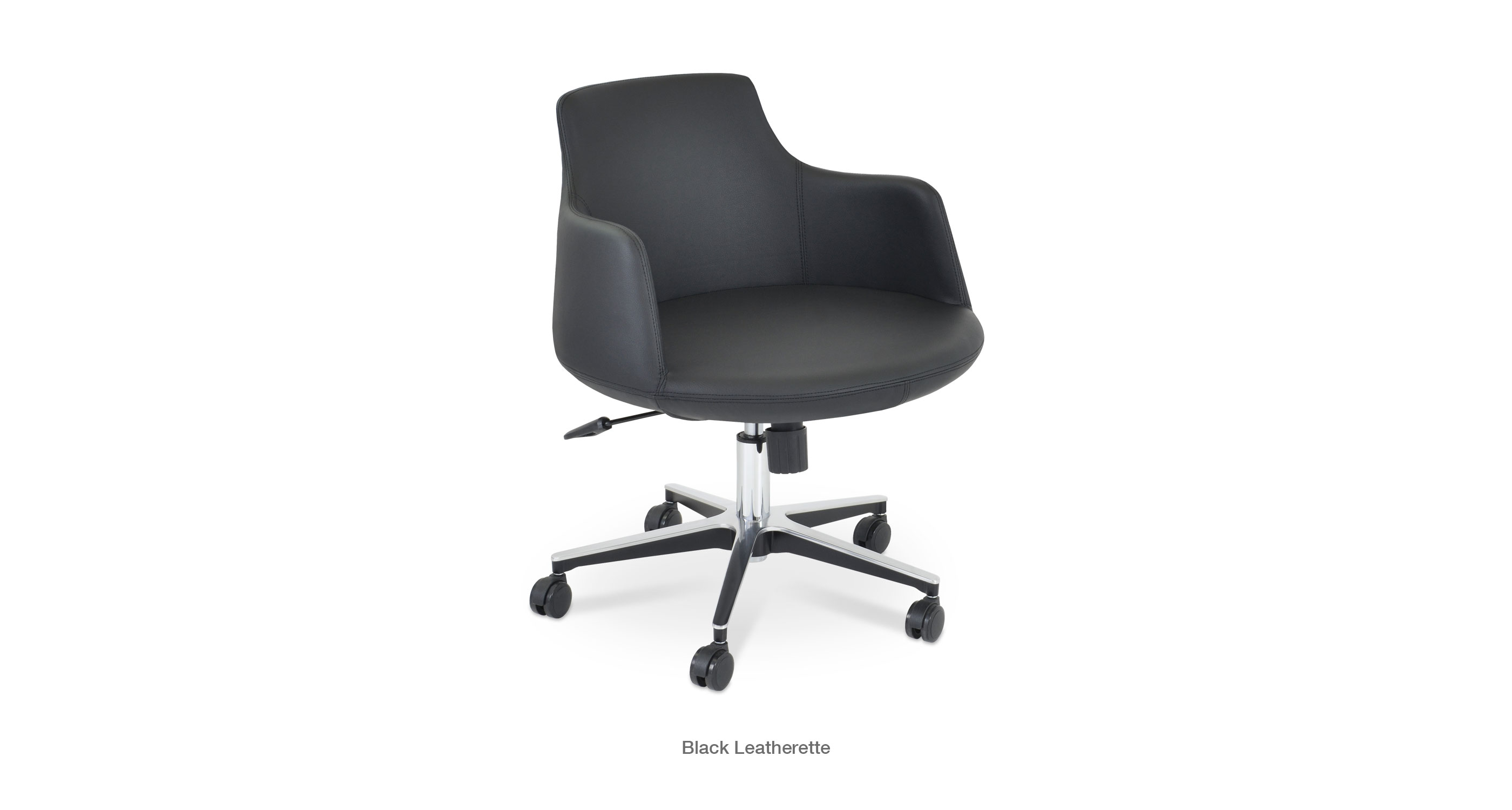 Dervish Office Black