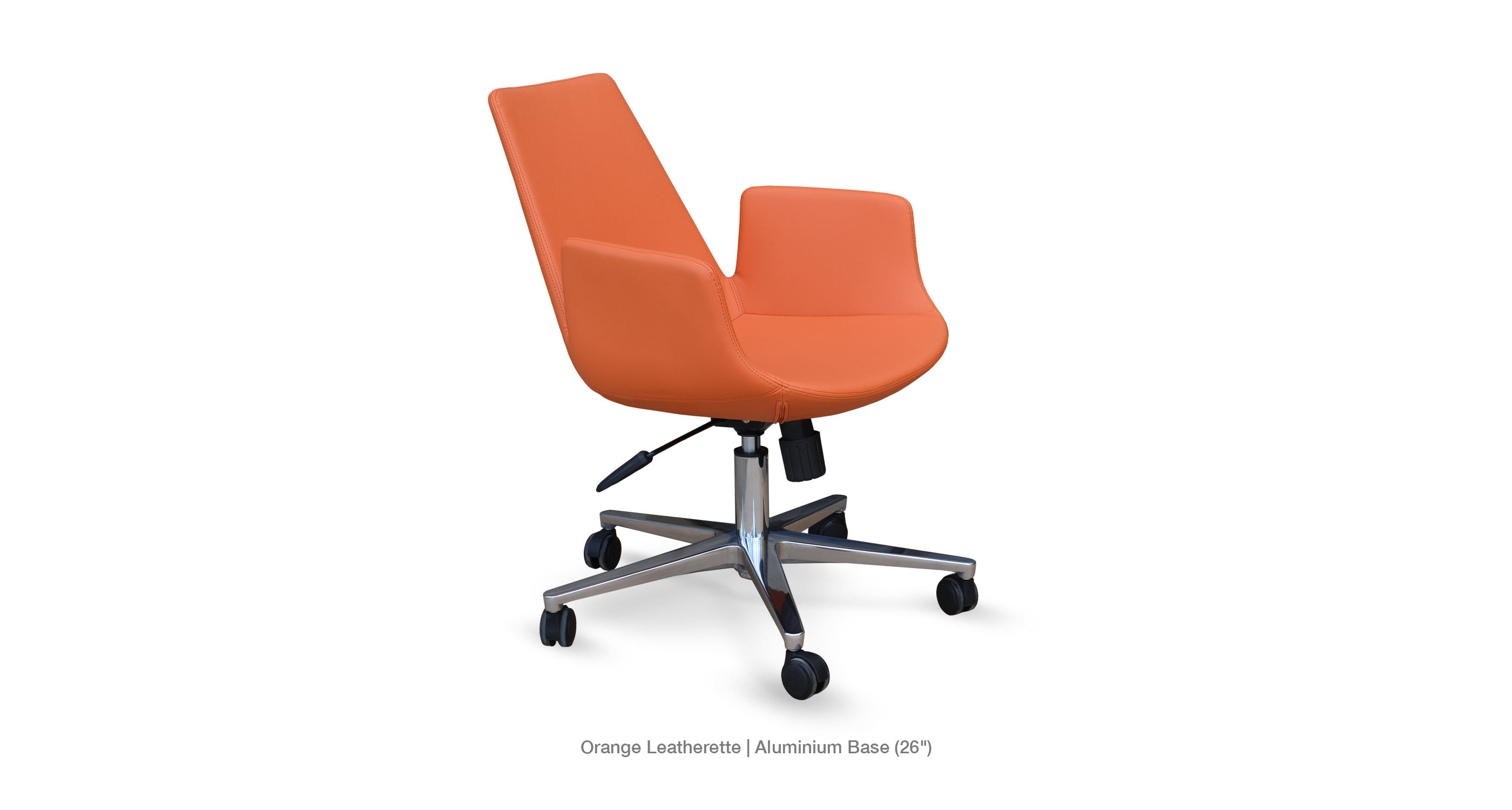 Eiffel Arm Office Orange