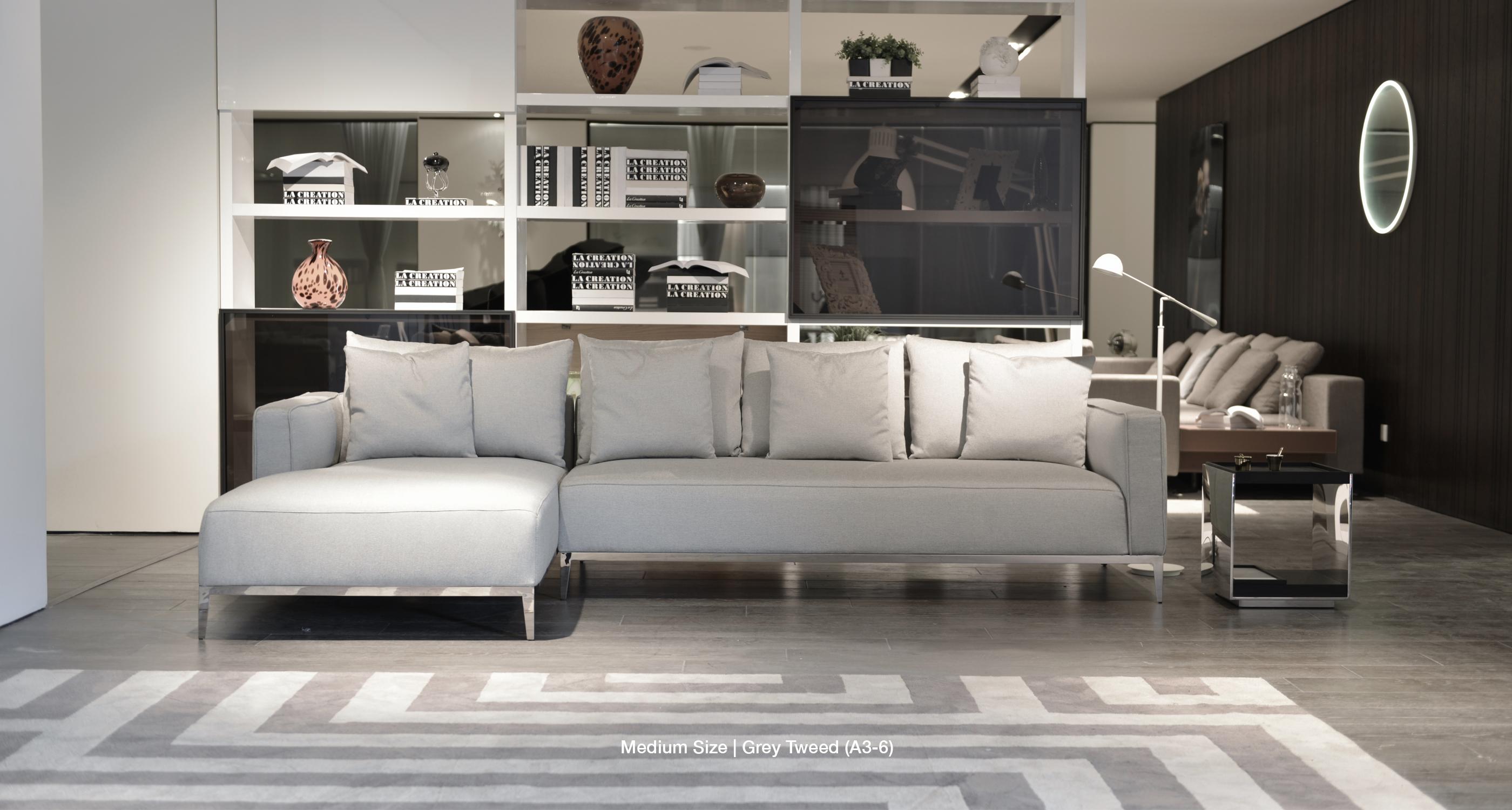 California Sofa Contemporary Sectional Sofas Sohoconcept