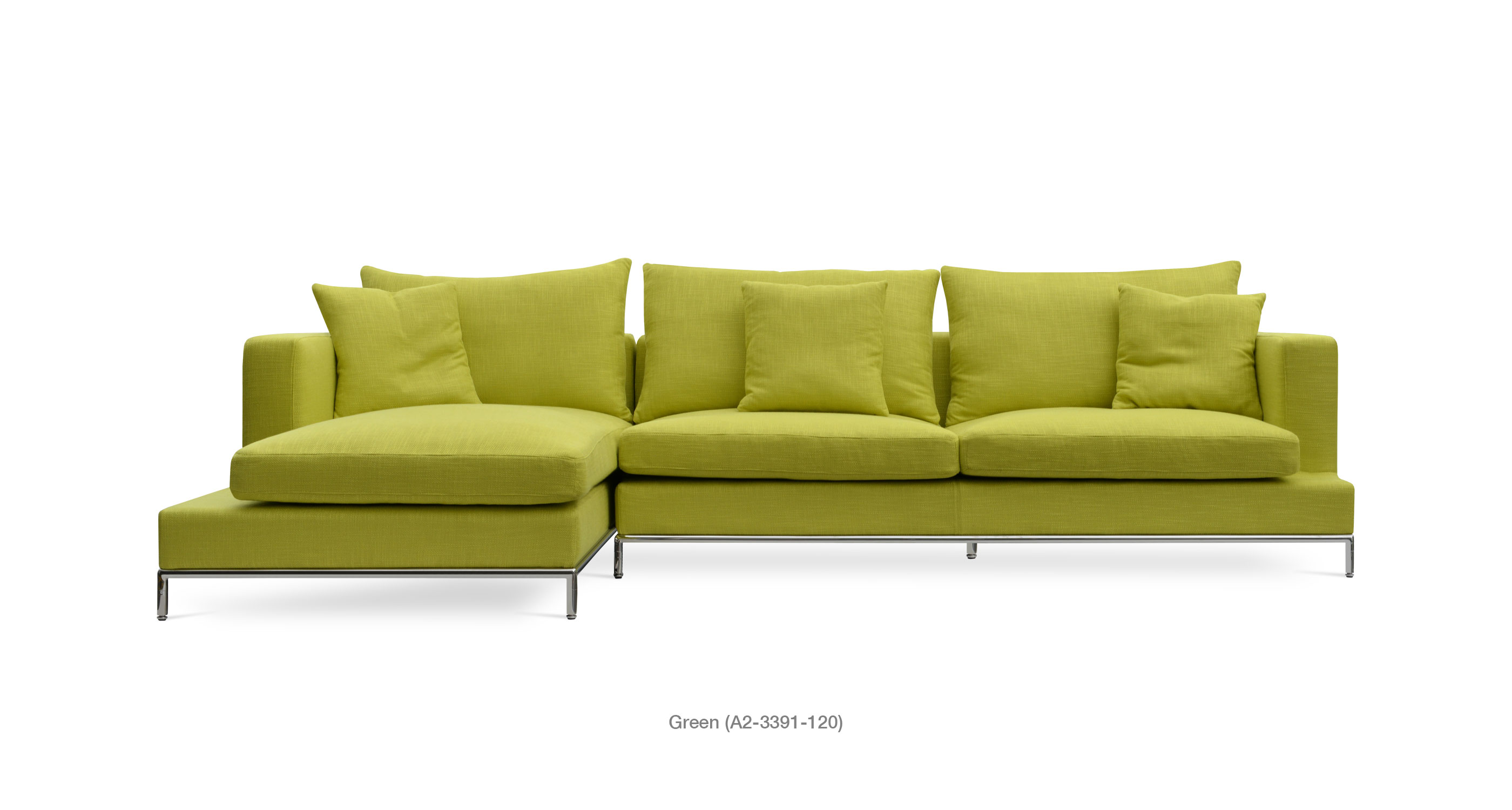 Simena Contemporary Sectional Sofas