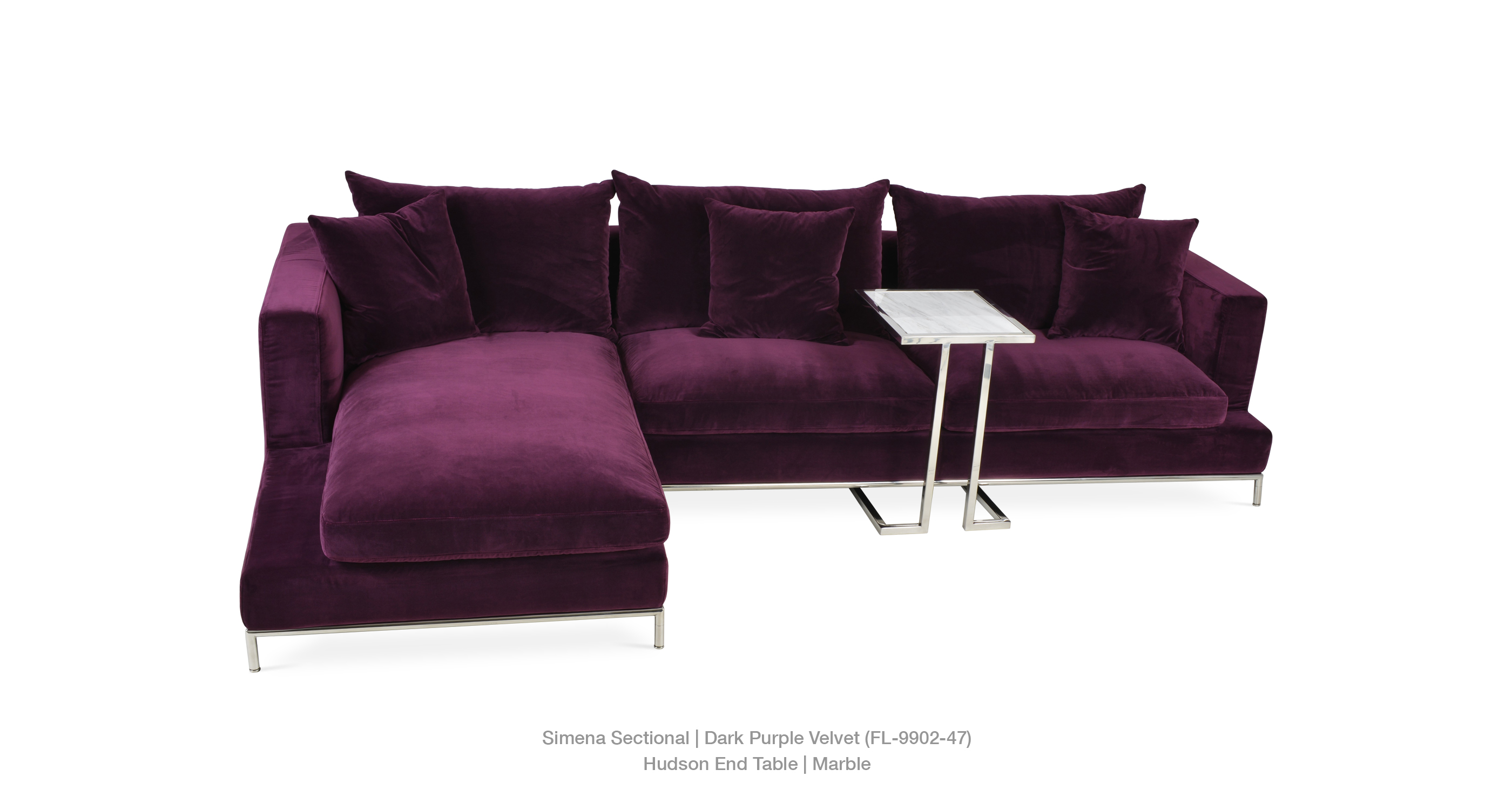 Outstanding Simena Contemporary Sectional Sofas Sohoconcept Ncnpc Chair Design For Home Ncnpcorg