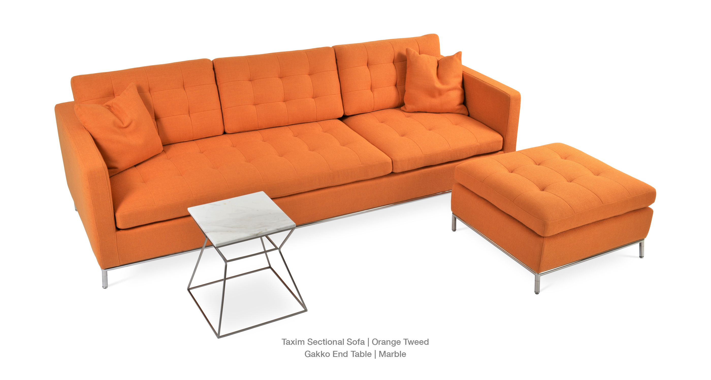 couch design orange ideas brown furniture tjihome light living corner leather and sectional decorating sofa livingroom room