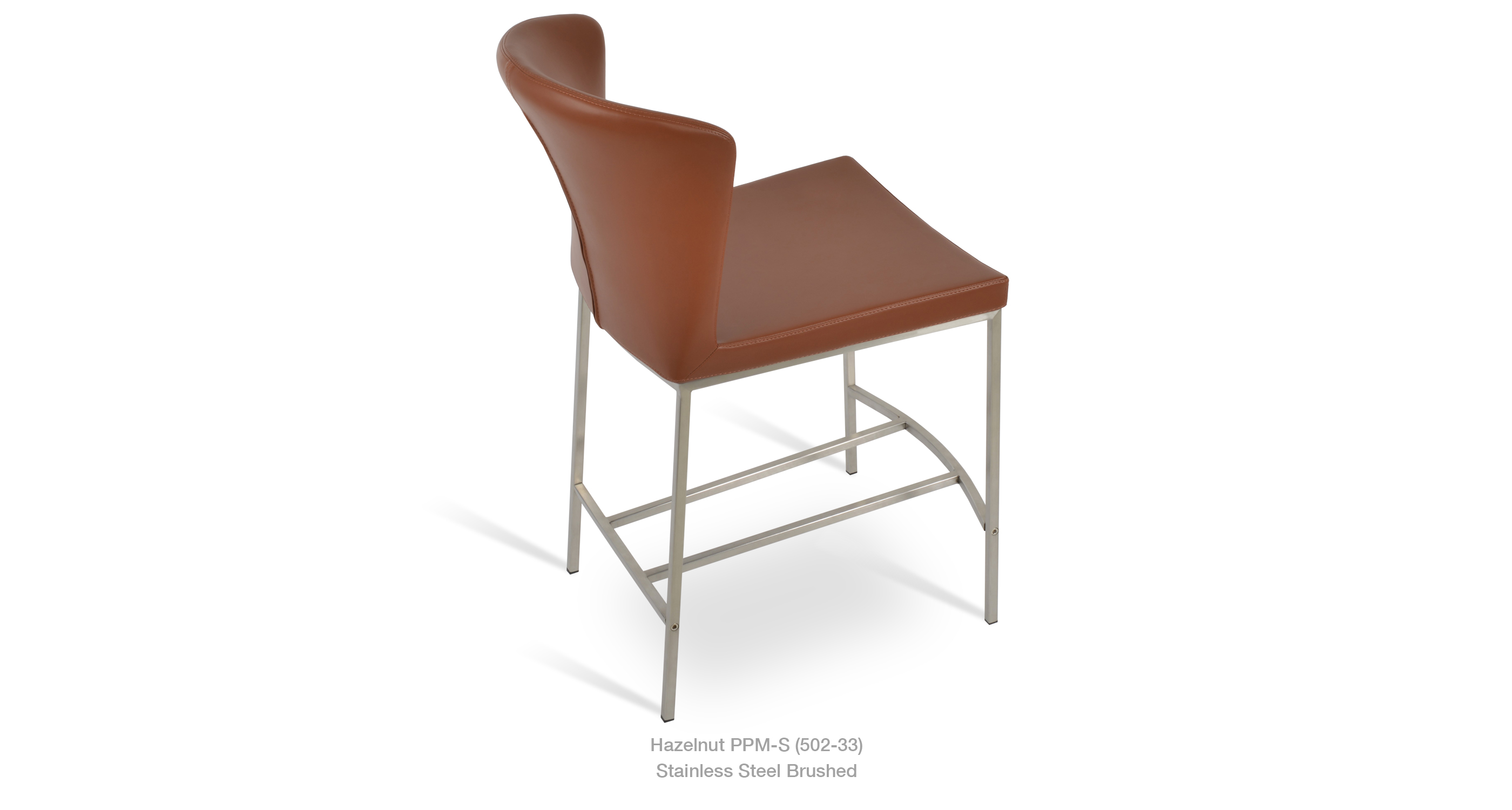 2020 01 28 Capri Metal Stool Hazelnut Ppm
