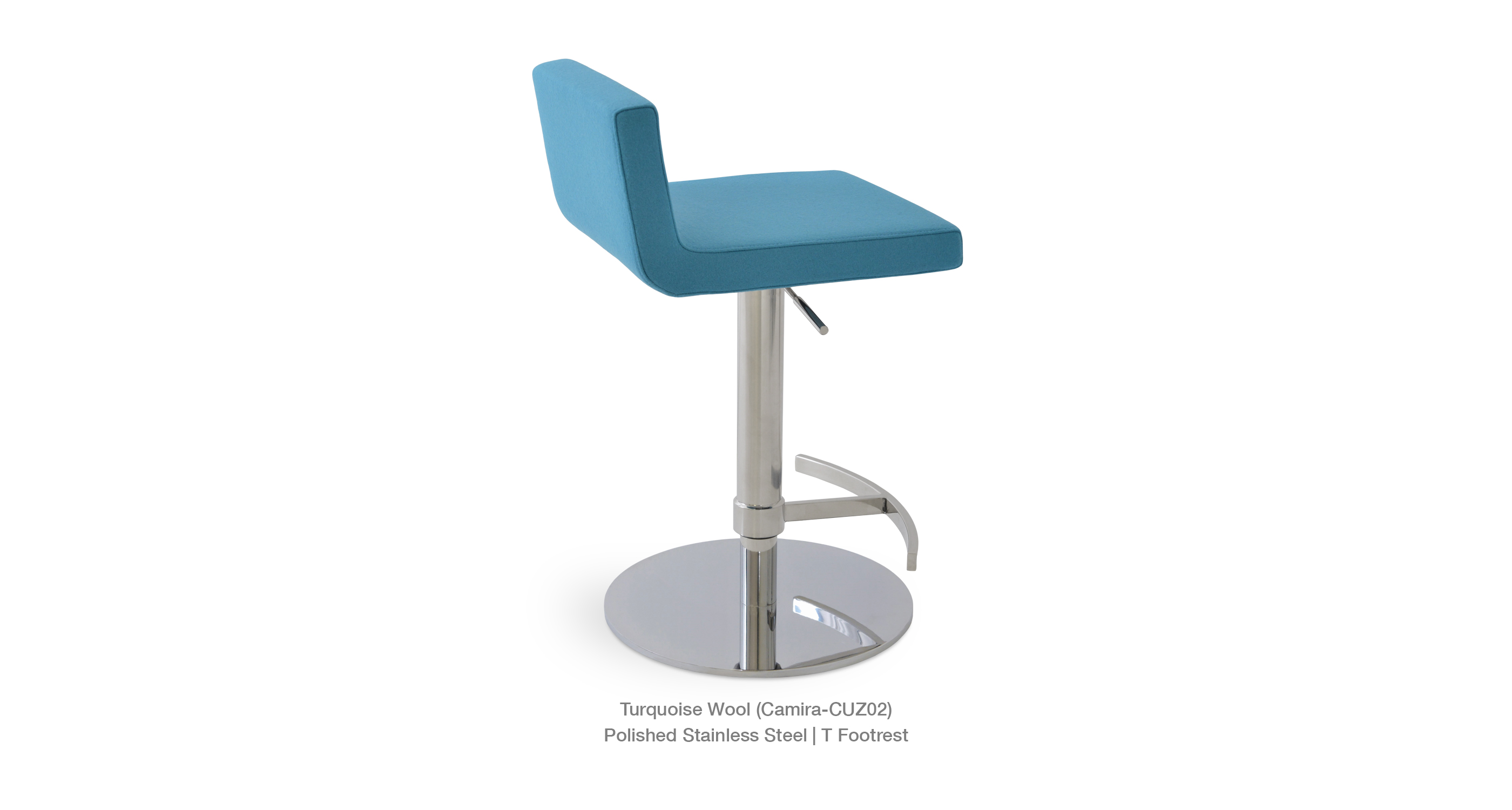Dallas Piston Contemporary Stools Sohoconcept