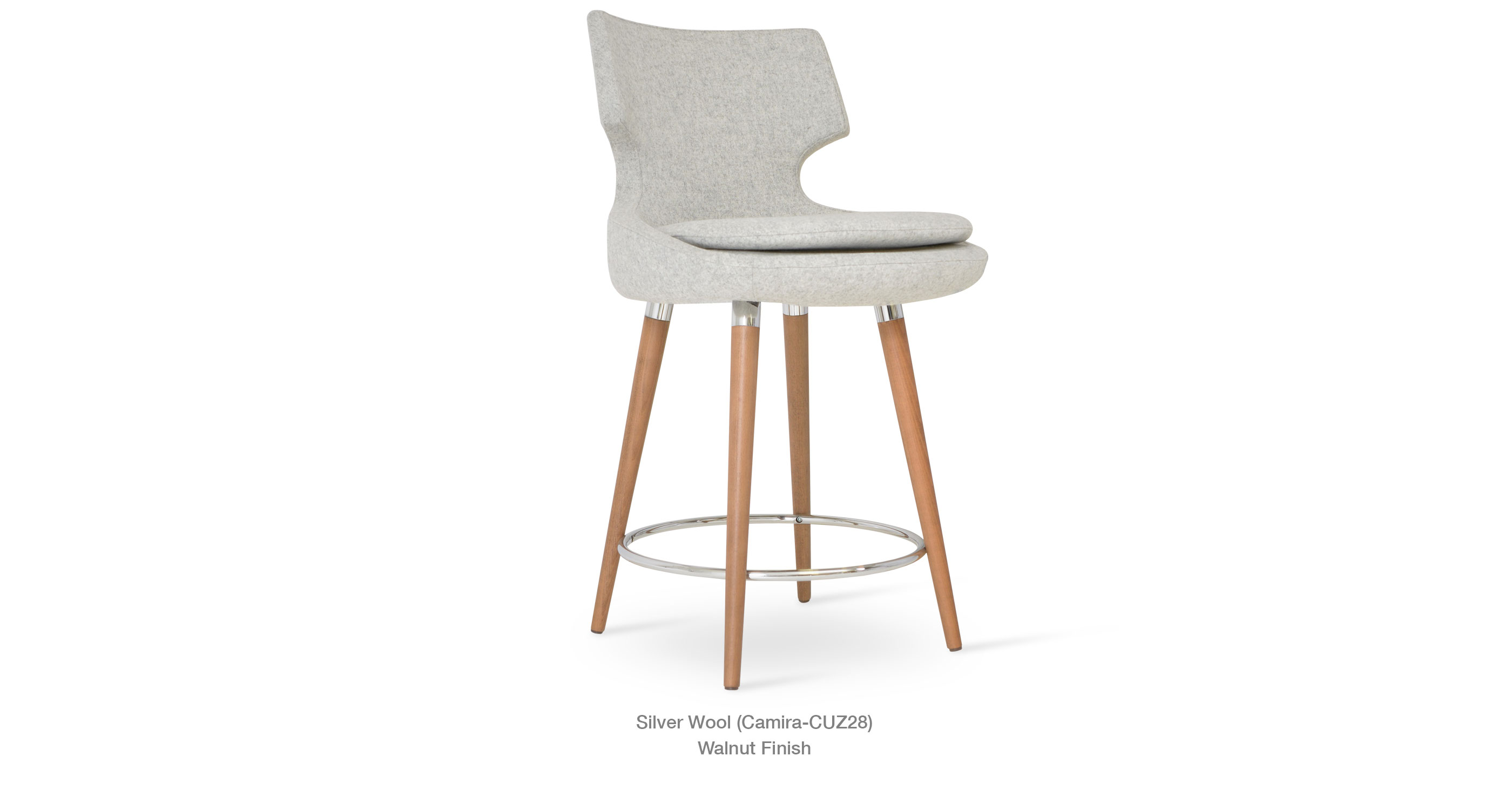 Patara Wood Stools Modern Bar Stools Amp Chairs Sohoconcept