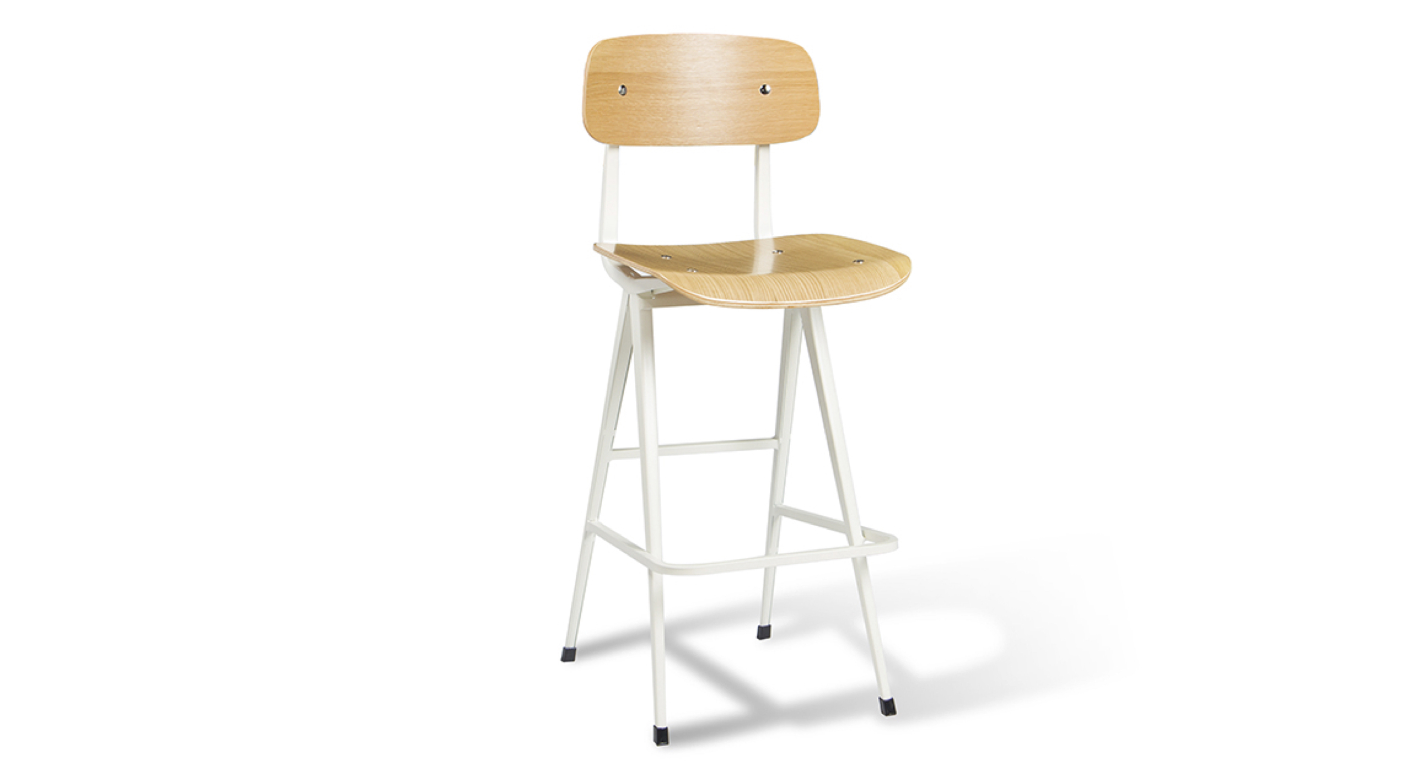 Pedrali Stools Wood Counter
