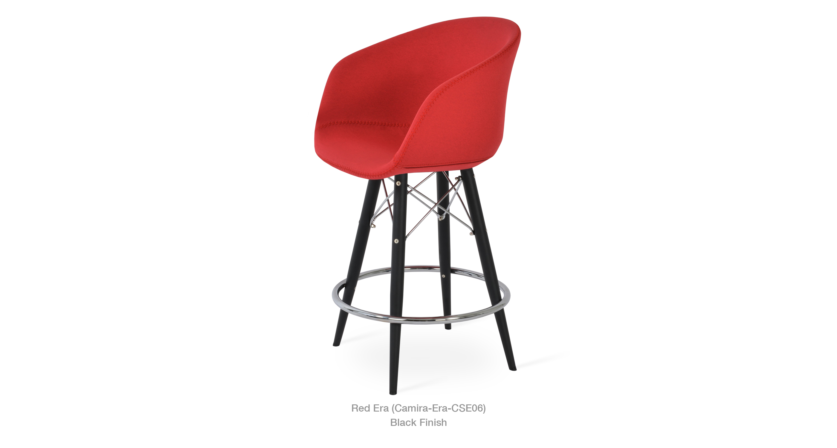 Tribeca Mw Stool Red Era