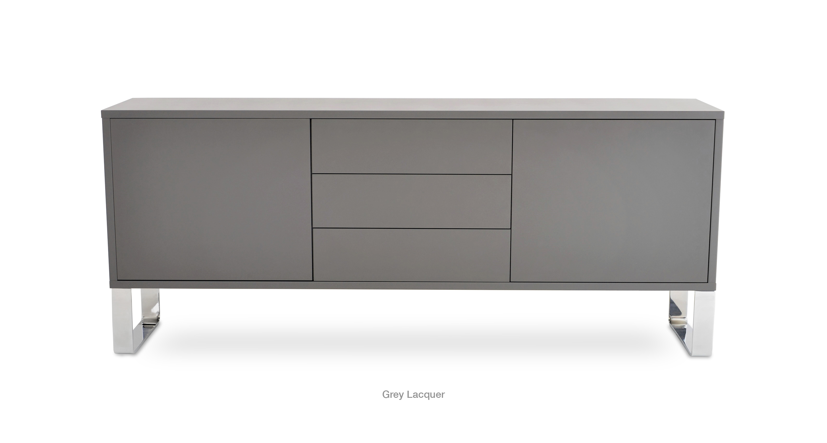 grey lacquer