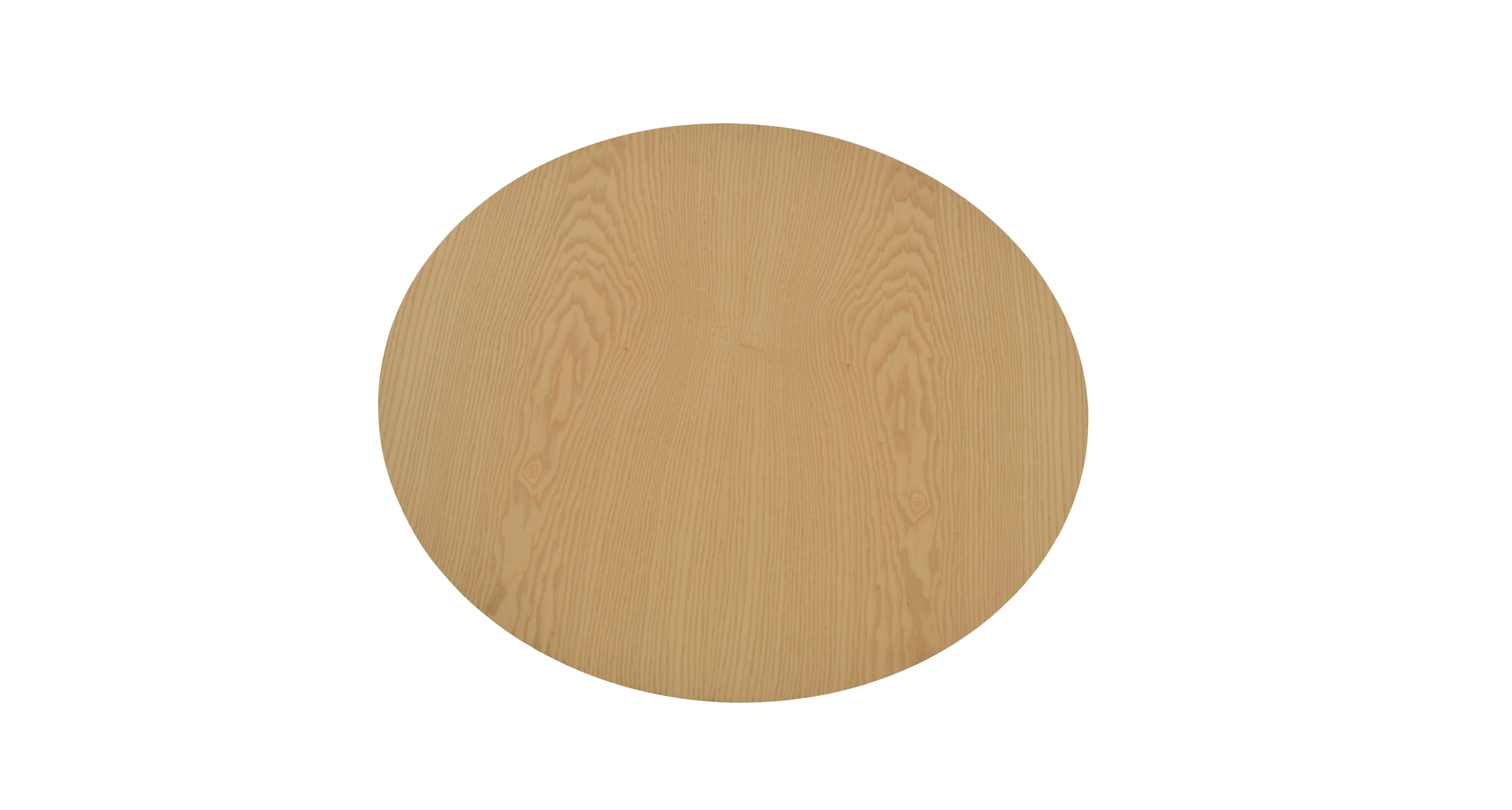 Wood Veneer Ash Natural Top 35