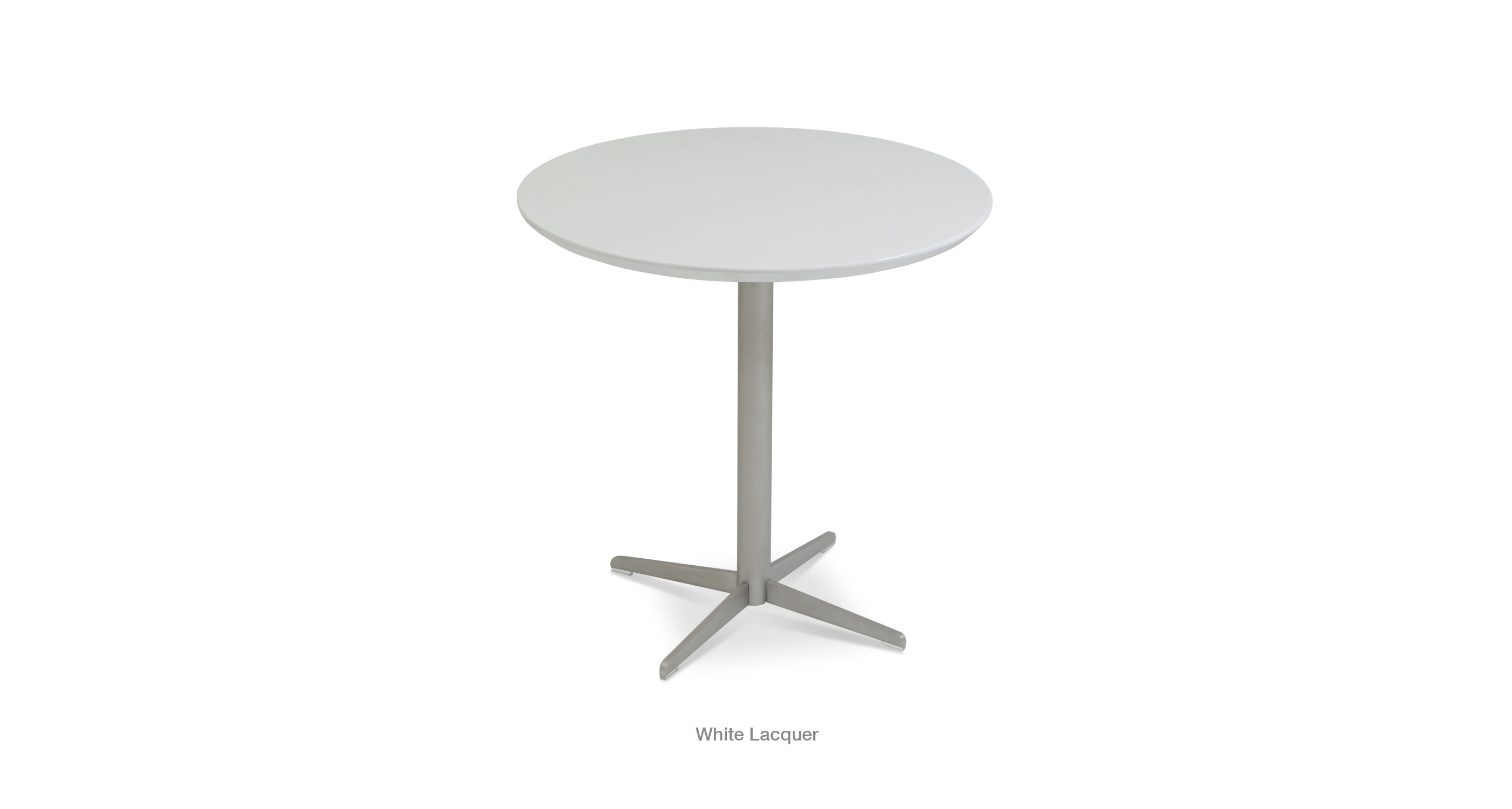 Diana End Table White