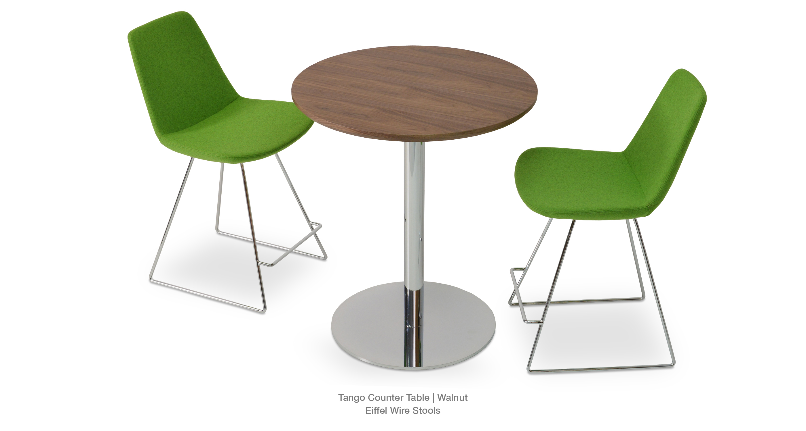 eiffel stools counter table