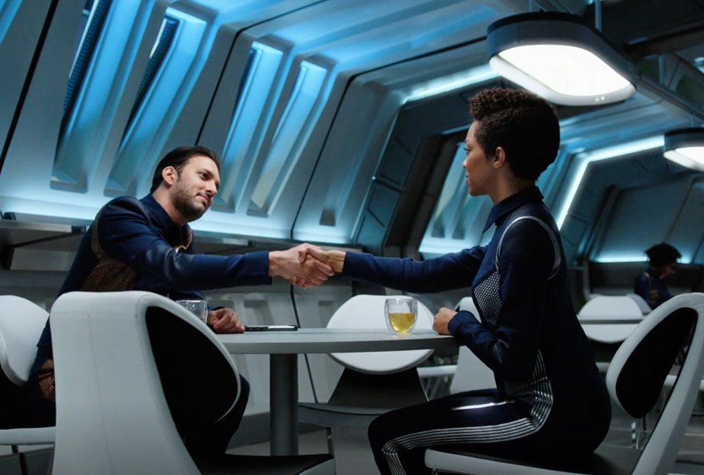 Gakko Slide Chair | Star Trek: Discovery  (TV Series)